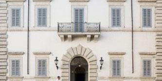 Palazzo residenza privata/Roma