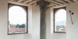 Restauro Torre medievale/Lucca