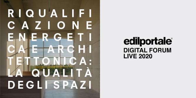 EDILPORTALE DIGITAL FORUM 2020