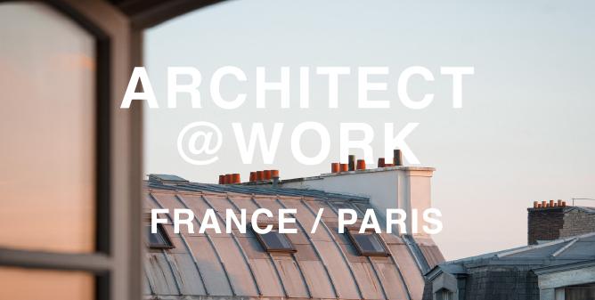 ARCHITECT@WORK 2021 PARIGI